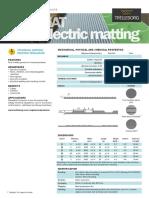Trelleborg Dielectric Matting
