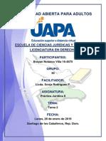 Tarea 2 Práctica Jurídica II 28-01-2019