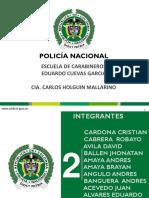 DOCTRINA Y CULTURA POLICIAL.pptx