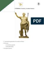 4.La Escultura Romana