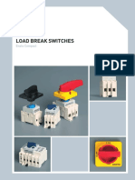 Load Break Switches Compact