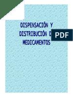 Distribucion Dispensacion Fh 1213
