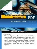 Sistem Informasi Manajemen Puskesmas 2015