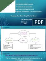 Diseño de Investigación Cuantitativo Pre Experimental [Autoguardado]