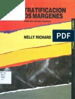 La estratificación de los márgenes - Nelly Richard.pdf