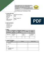 Form RPP Praktik