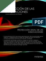 PROTECCIÓN DE LAS INNOVACIONESS.pptx