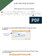 Ejemplo Power Point Con Vinculo a Excel