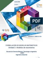 Web Conferencia Paso 2 Formulación de Modelos Matematicos