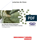 Tuneles Ferroviarios de Gran Longitud v-3 Geoconsult Espa_a