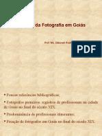 História Da Fotografia Em Goiás