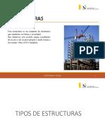 tipos de estructuras en la ingenieria civil