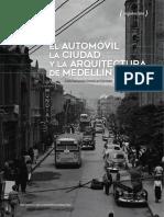 El Automovil, La Ciudad y La Arquitectura de La Ciudad