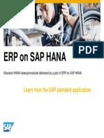 ABAP on SAP HANA – Optimization of Custom ABAP Codes for SAP HANA- Presentation-20