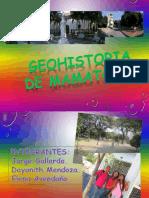 Historia de Mamatoco