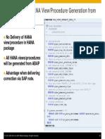 ABAP on SAP HANA – Optimization of Custom ABAP Codes for SAP HANA- Presentation-30