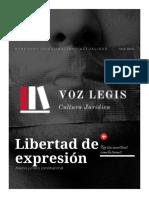 Derecho a La Libertad de Expresión e Información