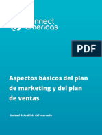 4 Plan de Marketing y Ventas