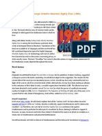 1984 - An Introduction to George Orwell-25wsivt