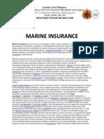 Marine Insurance.docx