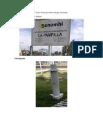 Visita Estación Meteorología Senamhi.docx