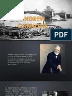 Andrew Carnegie- Jherryponce
