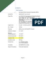 ADB Progress Brief Dated 19-2-2019