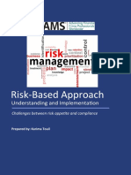 Risk-Based Approach Understanding and Implementation K Touil