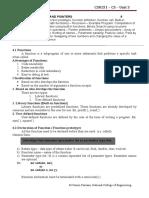 Cs8151 Unit III Notes