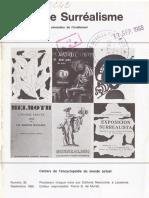 Le Surréalisme - Cahiers de l'encyclopédie du monde actuel.pdf