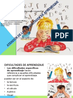 Problemas de Aprendizaje-EEExposicion