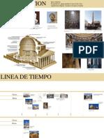 345439751 Analisis de La Monumentalidad Del Panteon Romano