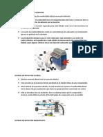 s.i a Gasolina y Diesel-monopunto y Multipunto