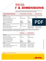 Weights and Dimensions Id Id