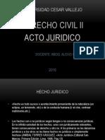 Acto Juridico Sesion 1