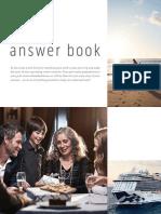 Princess Cruise Answer Book