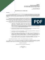 Desahogo de Informe de Autoridad Hermosillo Sonora Exhorto Juicio Ejecutivo Mercantil