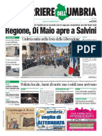 La Rassegna Stampa Video Del 26 Aprile 2019 Venerdì Anche Sfogliabile