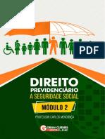 Direito Previdenciário - Evolução Histórica da Proteção Social - Parte II.pdf