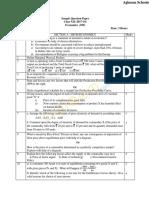 CBSE Class 12 Sample Paper 2018 – Economics