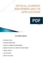 Optical Current Transformer and Its Applications New EEE (1)