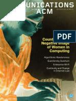 CACM Communications of ACM 2019 05