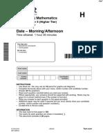 Practice QP - Paper 5 OCR Maths GCSE.pdf