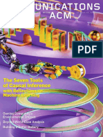 CACM Communications of ACM 2019 March 03