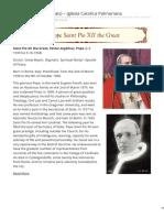Eglisepalmarienne.org-Recent Popes Francais Iglesia Catolica Palmariana