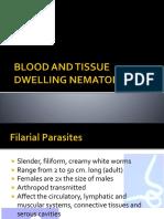 Blood and Tissue Nematodes
