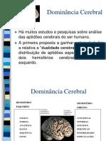Dominância Cerebral