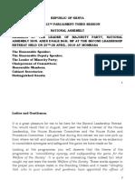 Leadership Retreat 2019, Mombasa