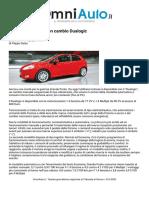 Fiat Grande Punto Con Cambio Dualogic