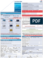 Generic App Form (May 2015) NEW